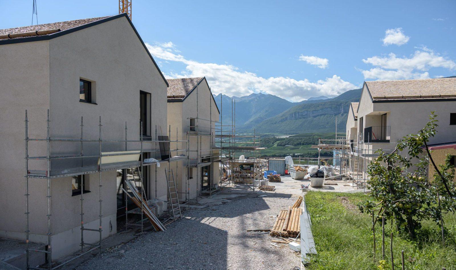 Progetto Dhomo - Realizzazione Covi Costruzioni